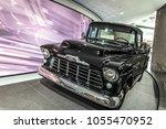 detroit  michigan  usa   march... | Shutterstock . vector #1055470952