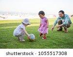 uae  dubai. 17 feb. 2018 ... | Shutterstock . vector #1055517308