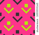 box downwards seamless pattern. ...   Shutterstock .eps vector #1055555165