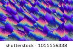 retro abstract background.... | Shutterstock . vector #1055556338