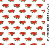 abstract background   melons... | Shutterstock .eps vector #1055561426