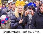 odessa  ukraine   april 1  2012 ... | Shutterstock . vector #1055577746