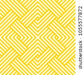 vector yellow geometric pattern.... | Shutterstock .eps vector #1055577872