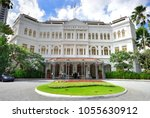 singapore   january 2017 the... | Shutterstock . vector #1055630912