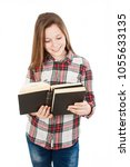 education and school concept  ...   Shutterstock . vector #1055633135