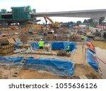 kuala lumpur  malaysia  may 23  ... | Shutterstock . vector #1055636126