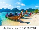 Harbor On Ton Sai Bay   Phi Phi ...