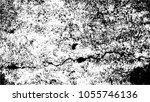 halftone grunge texture of an... | Shutterstock .eps vector #1055746136