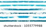 paint lines seamless pattern.... | Shutterstock .eps vector #1055779988