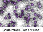 light colored vector template...   Shutterstock .eps vector #1055791355