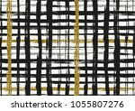 vector seamless pattern with... | Shutterstock .eps vector #1055807276