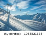 Chairlift In Obergurgl  Austri...