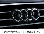 berlin  germany   03 27 2018 ...   Shutterstock . vector #1055891192