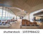 Small photo of AMMAN, JORDAN - MAY 3, 2017: Luxury queen alia international airport.