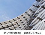 abstract construction details... | Shutterstock . vector #1056047528