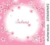 illustration vector of pink...   Shutterstock .eps vector #1056069692