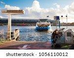 amsterdam  netherlands   april  ... | Shutterstock . vector #1056110012