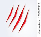 vector illustration wild animal ...   Shutterstock .eps vector #1056337112