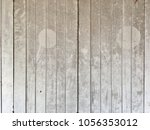 old white wood door texture... | Shutterstock . vector #1056353012