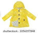Elegance Rain Jacket Yellow For ...