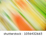green orange blurred abstract... | Shutterstock . vector #1056432665