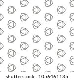 seamless vector pattern.... | Shutterstock .eps vector #1056461135