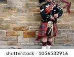 edinburgh  scotland  24 march... | Shutterstock . vector #1056532916