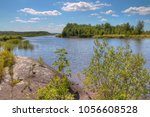 Zippel Bay is a state park in far north Minnesota on the Canadian Border and Lake of the Woods