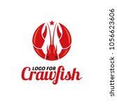 crawfish   prawn   shrimp  ...   Shutterstock .eps vector #1056623606