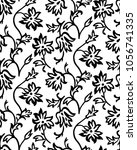 elegance seamless pattern with...   Shutterstock .eps vector #1056741335