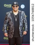 Small photo of Emcee N.I.C.E. attends the 33rd Annual Stellar Gospel Music Awards at the Orleans Arena on March 24th, 2018 in Las Vegas, Nevada - USA