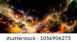 the colors in the series  fancy ... | Shutterstock . vector #1056906275