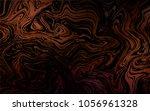 dark red vector background with ... | Shutterstock .eps vector #1056961328