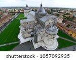 torre di pisa tower italy | Shutterstock . vector #1057092935
