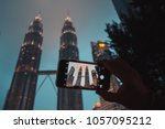 kuala lumpur  malaysia   march... | Shutterstock . vector #1057095212
