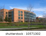 silicon valley might   modern... | Shutterstock . vector #10571302