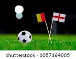 Belgium   England National Flag ...