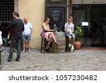 barcelona spain   june 9  at... | Shutterstock . vector #1057230482