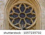 Gothic Octagonal Rose ...