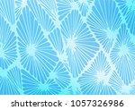 light blue vector abstract... | Shutterstock .eps vector #1057326986