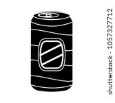 soda tin can icon | Shutterstock .eps vector #1057327712