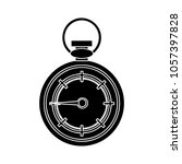 clock alarm icon | Shutterstock .eps vector #1057397828