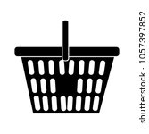 shopping cart icon | Shutterstock .eps vector #1057397852