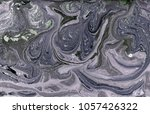 marble abstract acrylic... | Shutterstock . vector #1057426322