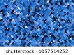 dark blue vector abstract...   Shutterstock .eps vector #1057514252