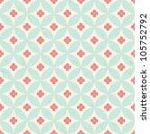 seamless vintage pattern. eps 10 | Shutterstock .eps vector #105752792