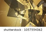 bright gold illustration with... | Shutterstock . vector #1057554362
