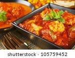 Chicken Jalfrezi With A...