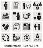 business icon | Shutterstock .eps vector #105761675
