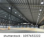 new warehouse for your business ... | Shutterstock . vector #1057652222